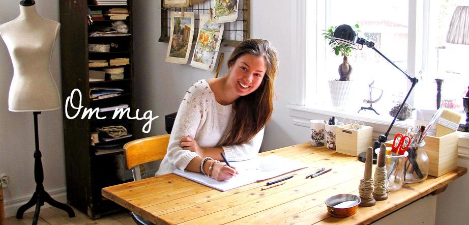 Om Amanda, Little PaperShop.se